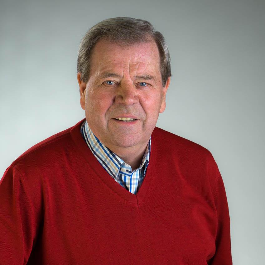 Der Stellvertretende Vorsitzende Engelbert Schulze Hagen