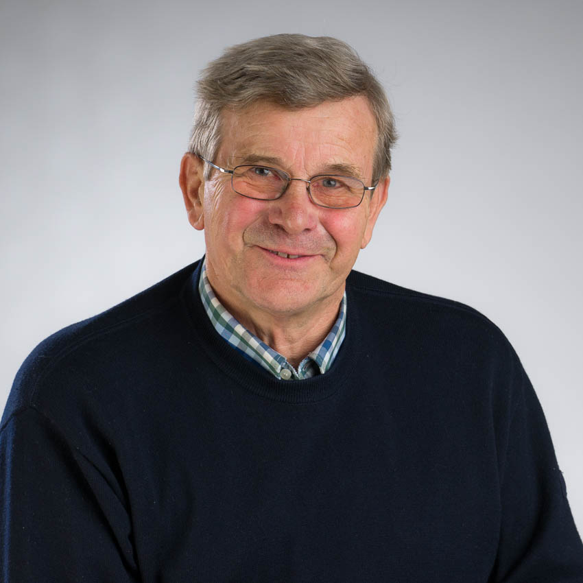 Der Vorsitzende Franz-Josef Elberich
