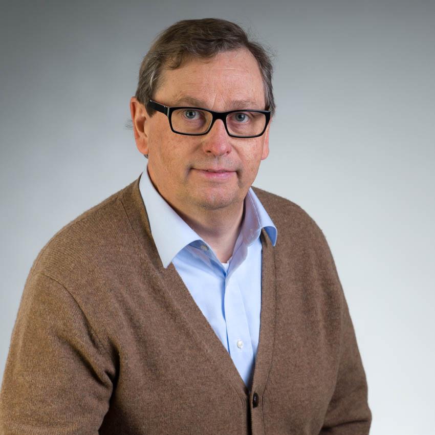 Der Stellvertretende Vorsitzende Klaus Brandes